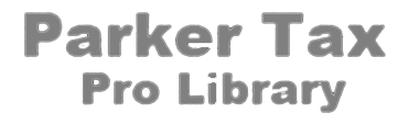 parker tax library logo