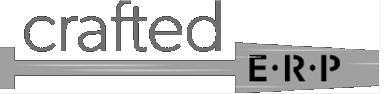 crafted erp logo